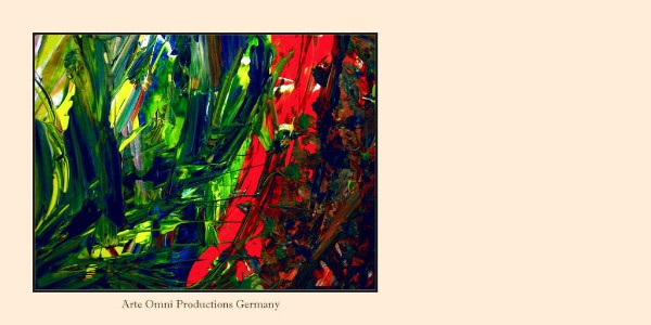 POSTKARTE No. 02  ArteOmni Productions Germany